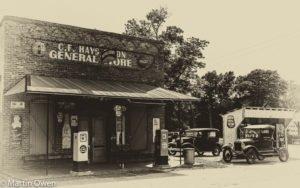Historic Dicky Farms in Georgia.